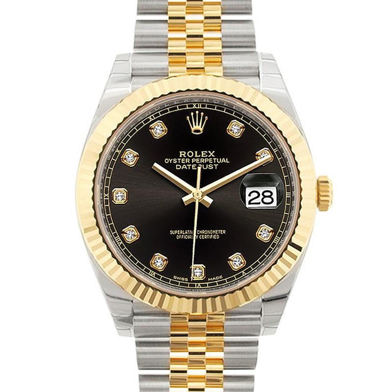 Rolex Datejust 41mm Model 126333 Never-Worn