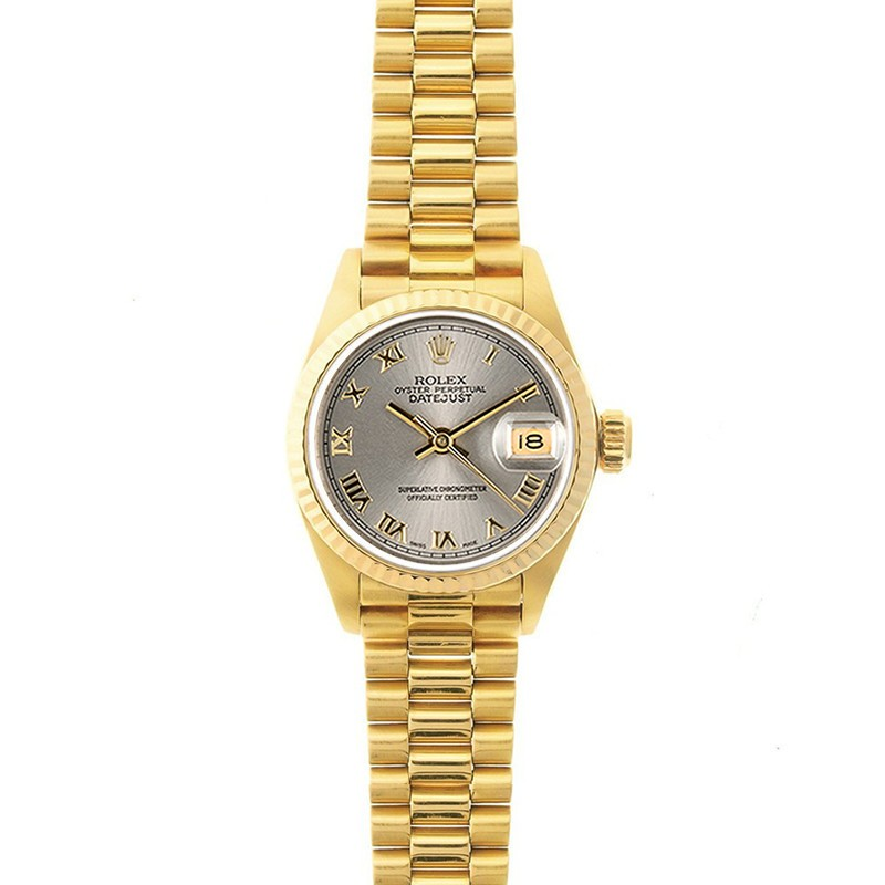 Rolex Lady President 26mm 90's Model 69178