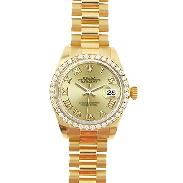 Rolex Lady President 28mm 279138 Never-Worn