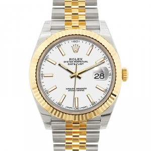 Rolex Datejust 41mm Model 126333 Never-Worn