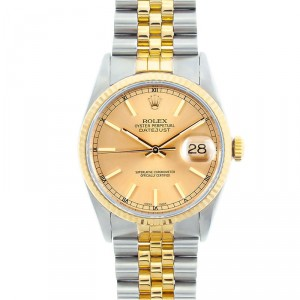 Rolex Datejust 36mm 90's Model 16233