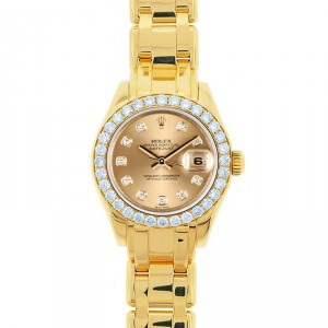 Rolex Pearlmaster 29mm Model 80318