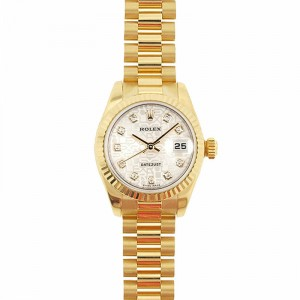 Rolex Lady President 26mm 2000's Model 179178