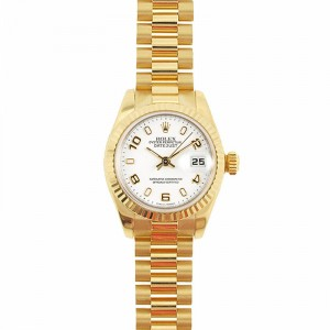 Rolex Lady President 26mm 2000's Model 179178