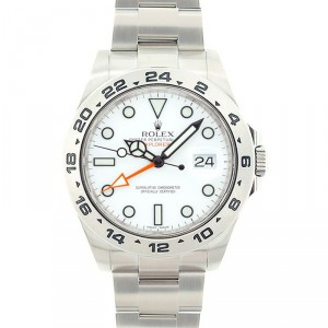 Rolex Explorer II Late 2000's Model 216570