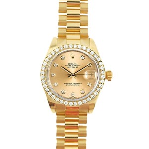 Rolex Lady President 28mm 279138 Never-Worn