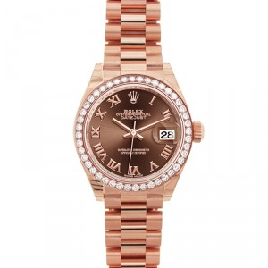 Rolex Lady President 28mm 279135 Never-Worn