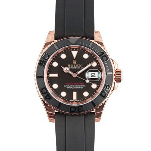 Rolex Yacht-Master 37mm Model 268655 Never-Worn