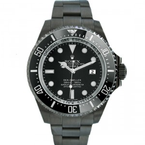 Rolex PVD Deepsea Late 2000's Model 116660