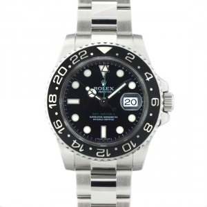 Rolex GMT Master II Late 2000's Model 116710