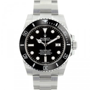 Rolex Sea-Dweller Model 116600 Never-worn