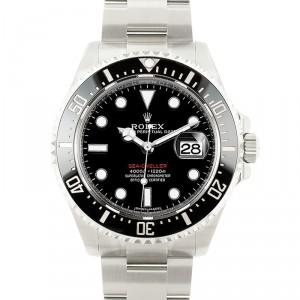 Rolex Sea-Dweller Model 126600 Never-Worn