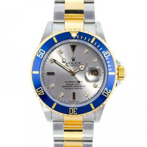 Rolex Submariner Early 2000's Model 16613