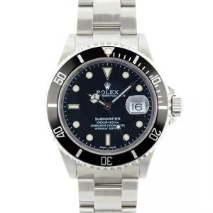 Rolex Submariner Date Mid 2000's Model 16610