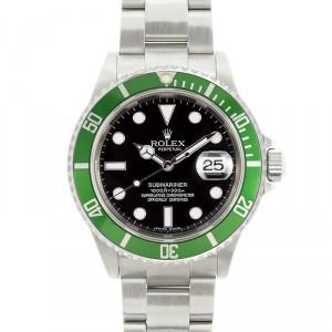Rolex Submariner Date Anniversary Edition 16610V